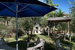 Ferienwohnung Toskana Weingut | Gartenbereich