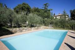 Ferienwohnung Toskana Weingut | Pool