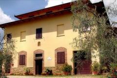Toskana Ferienhaus Alessandra - Hausansicht