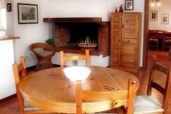 Toskana Ferienhaus Alessandra - Essbereich