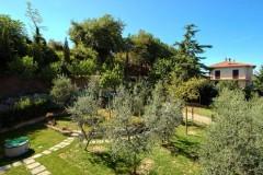 Ferienwohnung Toskana Weingut | Gartenbereiche