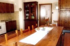 Toskana Ferienhaus Alessandra - Kuechenbereich