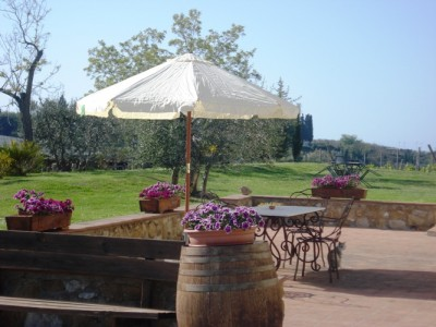 Ferienwohnung Toskana - Agriturismo La Mandorla San Gimignano (20)