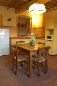 Ferienwohnung Toskana Klimt - Agriturismo La Mandorla San Gimignano (8)