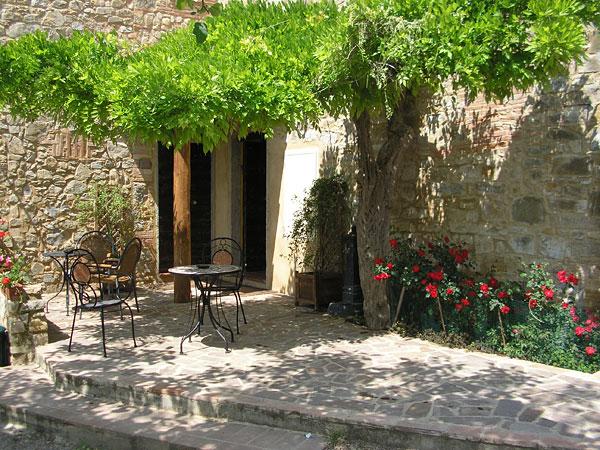 Bed and breakfast toskana mit pool nahe florenz und siena - Toskana garten ...