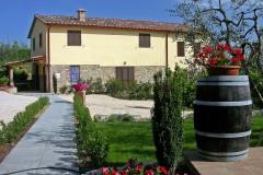 B&B San Gimignano - Poggio Belvedere - Gaestehaus