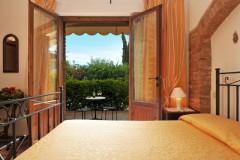 Toskana B&B - B&B Zimmer TERRAZZA - San Gimignano