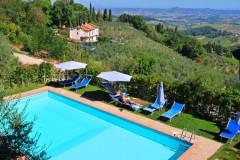B&B San Gimignano - Poggio Belvedere - Pool