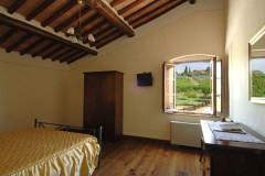 B&B San Gimignano Toscana | Villa Palagina | Zimmer Sangiovese