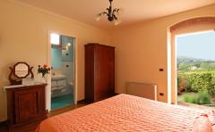 B&B San Gimignano Toscana | Villa Palagina | Zimmer Vernaccia