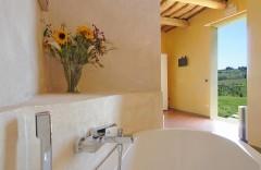 "BB Casale Antico | B&B Suite exclusiv ""Capri"" | B&B San Gimignano Toskana"