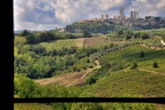 "BB Casale Antico | B&B Doppelzimmer ""Arezzo"" | B&B San Gimignano Toscana"
