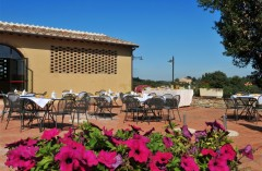 BB Casale Antico | Veranda | B&B San Gimignano Toscana