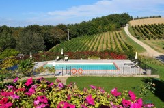 BB Casale Antico | Pool | B&B San Gimignano Toscana