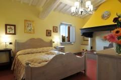 "BB Casale Antico | B&B Doppelzimmer ""Ferrara"" | B&B San Gimignano Toscana"