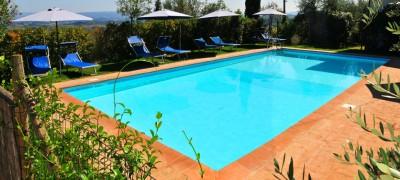 Bed and Breakfast Toskana - San Gimignano