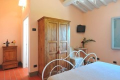 "BB Casale Antico | B&B Doppelzimmer ""Ravenna"" | B&B San Gimignano Toscana"
