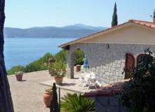 Ferienhaus Elba direkt am Meer - Casa Olena