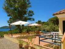 Ferienhaus Elba direkt am Strand - Villa Nora