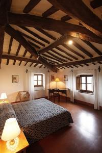Toskana Ferienhaus - Ferienhaus Niccolini - Doppelzimmer 2