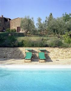 Toskana Ferienhäuser - Ferienhaus Niccolini - Pool