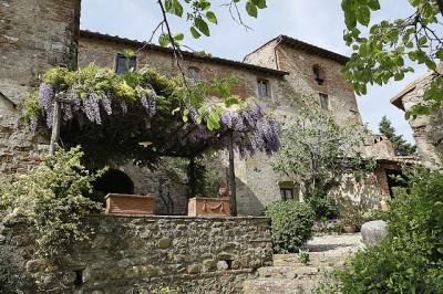 Ferienhaus Niccolini | Ferienhäuser Toskana mit Pool Alleinlage