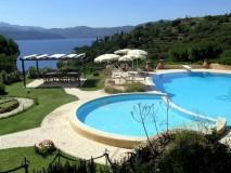 Ferienhaus Elba - Schwimmbadnutzung nahe Strand Madonna delle Grazie