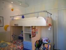 Ferienhaus Elba - Villa Soprana - Kinderschlafzimmer (ohne Spielzeug)