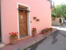 Ferienhaus Elba - Villa Soprana - Eingang