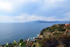 Elba Ferienhaus am Meer - Villa Ester Panoramaaussicht