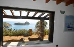 Elba Ferienhaus am Meer - Villa Ester - Panoramaaussicht