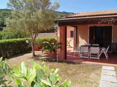 Ferienhaus Elba mit Pool | Villetta Le Palme