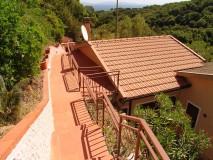 Ferienhaus Elba mit Pool | Villetta Le Palme | Zugang Poolbereich