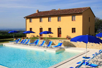 Ferienhaus San Gimignano Toskana