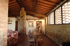 Ferienhaus San Gimignano Toskana | Villa Melograno | Poolhaus