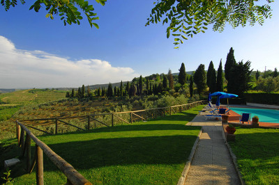 Villa Melograno | Ferienhäuser Toskana mit Pool Alleinlage