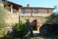 Toskana Ferienhaus Siena La Corte