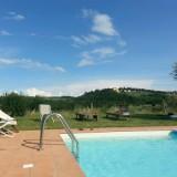 Ferienhaus Toscana Machiavelli Pool