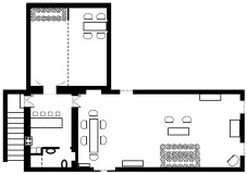 Casa Tinca   Grundriss