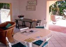 Elba Ferienwohnung Capoliveri - Wohnbereich Veranda