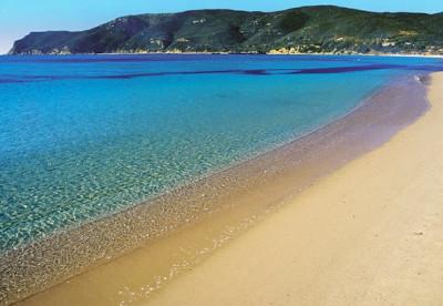 Ferienwohnung Elba Lacona | Sandstrand Lacona