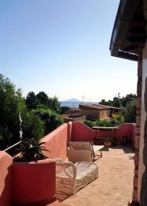 Ferienwohnung Marinella - Sonnenterrasse