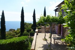 """Elba Urlaub - Ferienwohnung Elba am Meer - Villa Stella """"Sotto"""""""