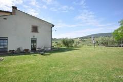 Ferienwohnung San Gimignano Pool | Verde Gartenbereich