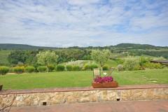 Ferienwohnung San Gimignano Pool | Gartenbereiche Agriturismo