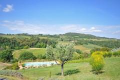 Ferienwohnung Toskana 12