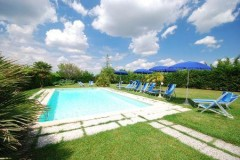 Ferienwohnung Toskana mit Pool | San Gimignano | Pool