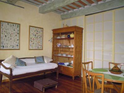 Ferienwohnungen Toskana | Landhaus Le Rose | Rosa Gialla