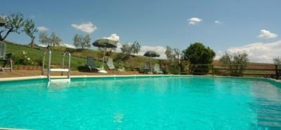 Ferienwohnung San Gimignano Pool | Agriturismo