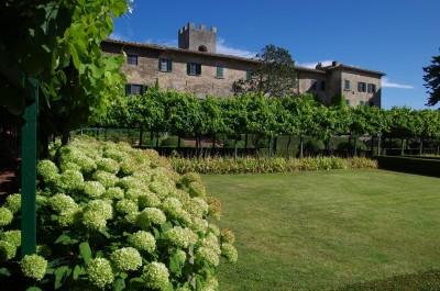 Exklusives Weingut Toskana Badia